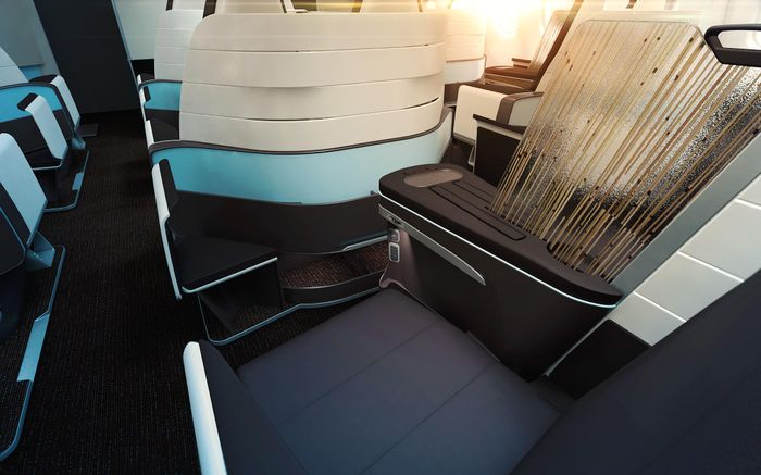 Hawaiian Airlines announces premium cabin redesign of its Airbus A330 fleet with lie-flat seating
