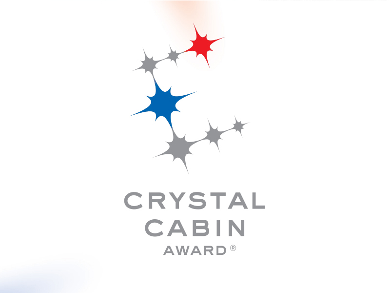 Our PASSME Innovative Aircraft Seat concept nominated for the Crystal Cabin Awards 2018